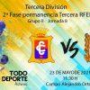 🖥 Directo – Fútbol 3ª División – Condal 🆚 Mosconia