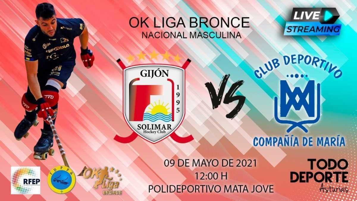 Directo – OK Bronce – 2ª Fase – Oviedo Roller Vs. HC Compostela
