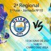 16:00 Fútbol 2ª Regional – Grupo 4 – Oviedo City vs Stiaua de Asturies