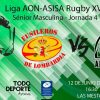 16:30 Rugby Liga AON-ASISA Rugby XV – Sénior Masculino – FUSILEROS DE LOMBARDIA vs ALL RUGBY