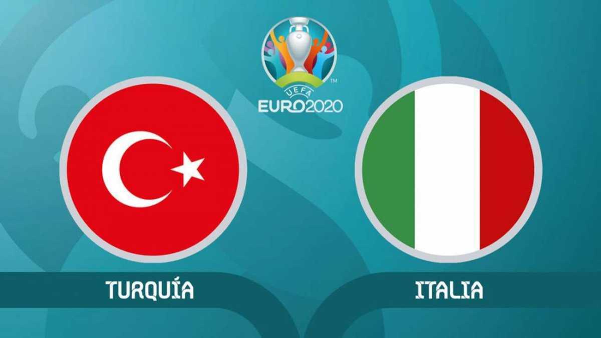 Turquia vs Italia