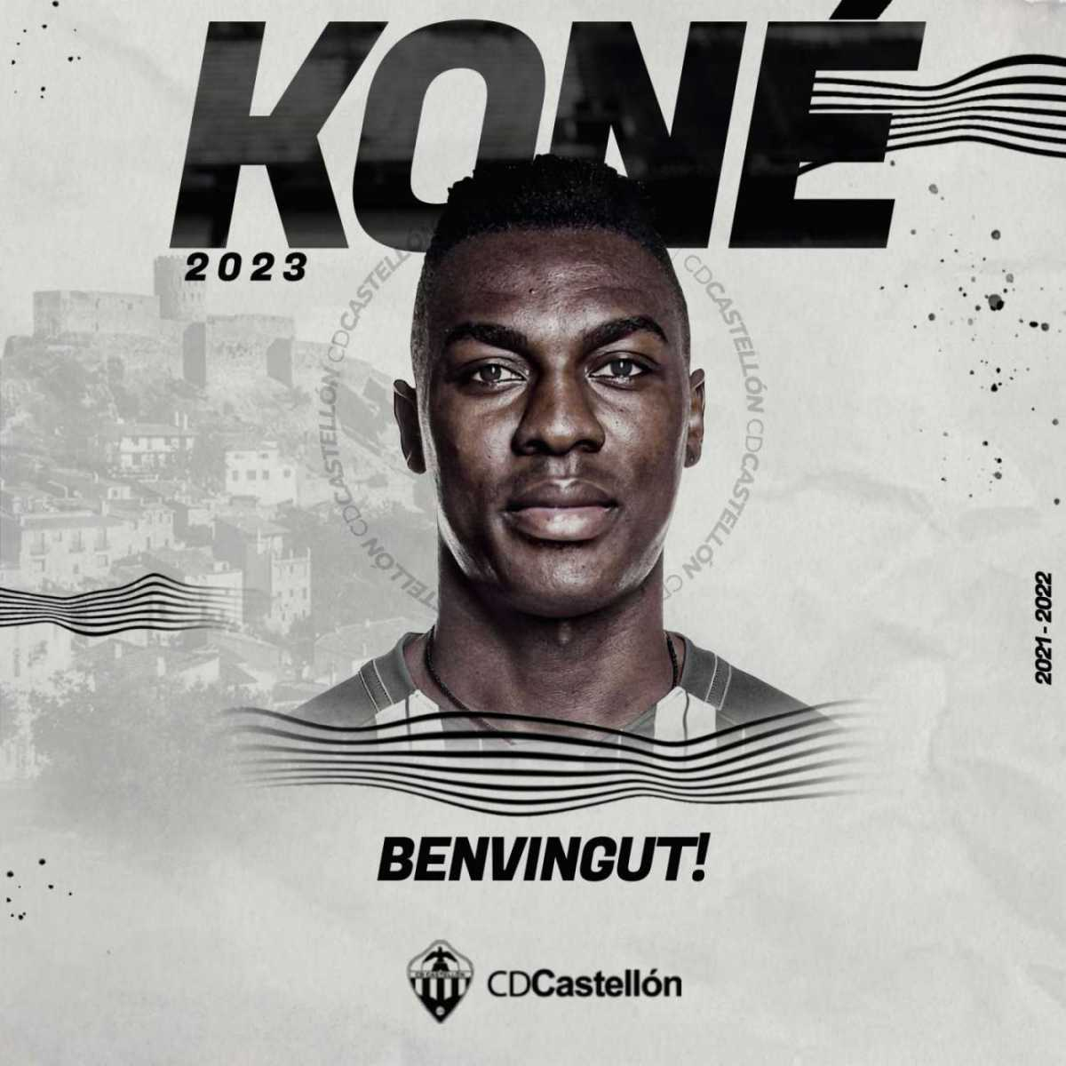 Kialy Abdoul Koné cd castellón