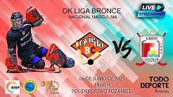 OK Bronce – 2ª Fase – Oviedo Booling vsTelecable HC