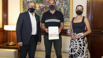 La Diputación de Castellón reafirma su compromiso con la Volta Ciclista a la Comunitat Valenciana 2021